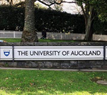 بورسیه دانشگاه آکلند نیوزلند