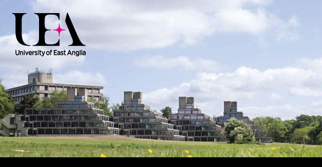 بورسیه دانشگاه آنگلیا