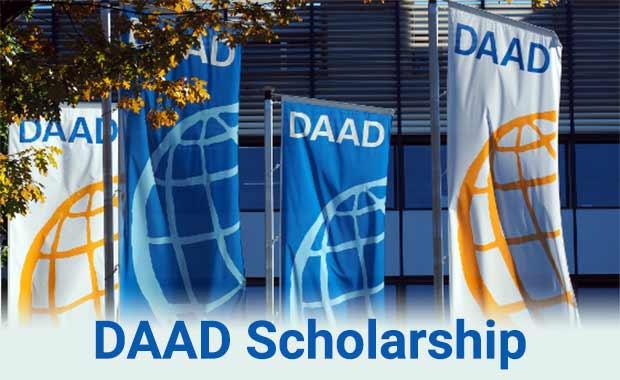 بورسیه تحصیلی دآآد DAAD