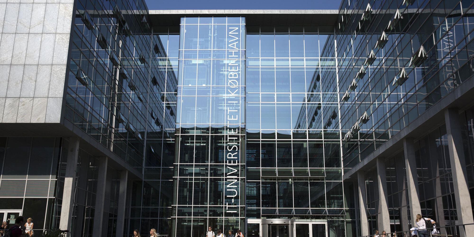 بورسیه دانشگاه کپنهاگ