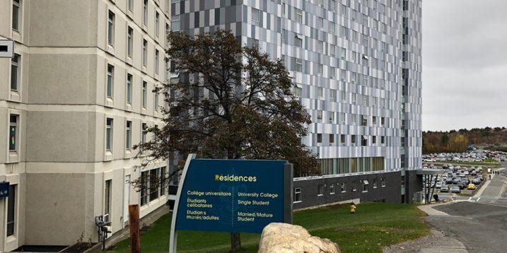 بورسیه دانشگاه لورنشن کانادا