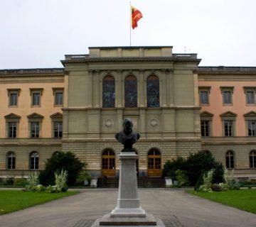 بورسیه ارشد ژنو سوئیس