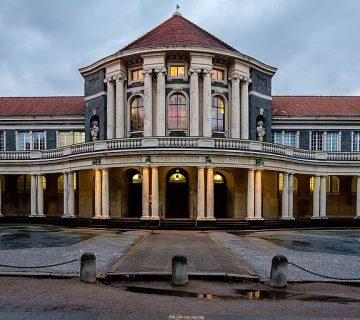 بورسیه دانشگاه هامبورگ آلمان