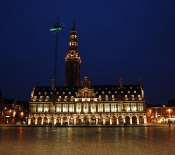بورسیه علوم انسانی بلژیک