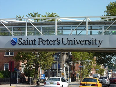 بورسیه دانشگاه سنت پیتر
