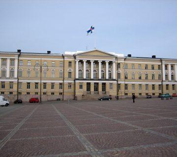 بورسیه اقتصاد جنگلداری فنلاند