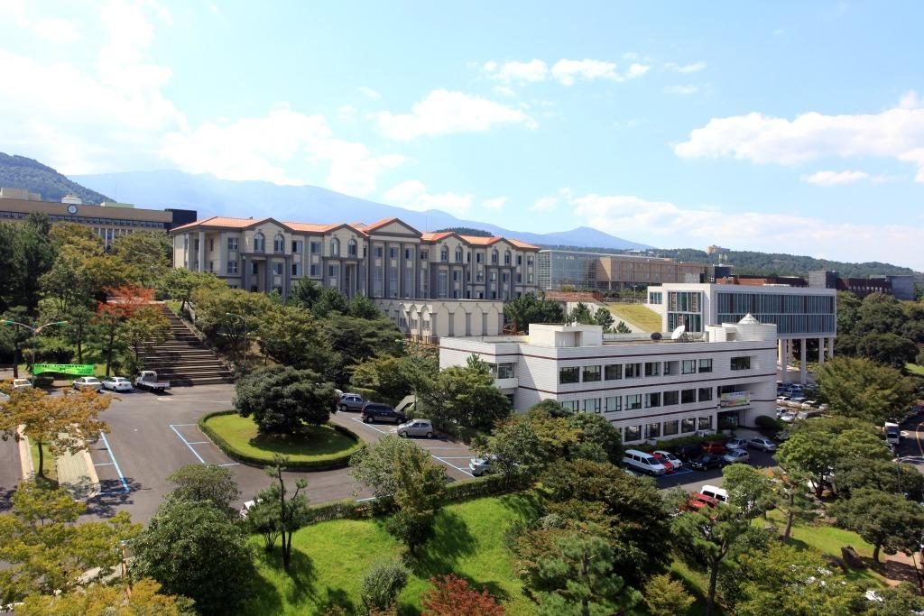 بورسیه دانشگاه ججو کره جنوبی