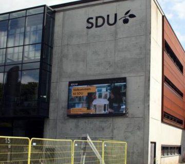 بورسیه دانشگاه جنوب دانمارک