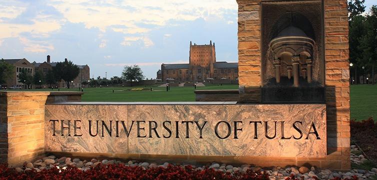 بورسیه دانشگاه تالسا آمریکا