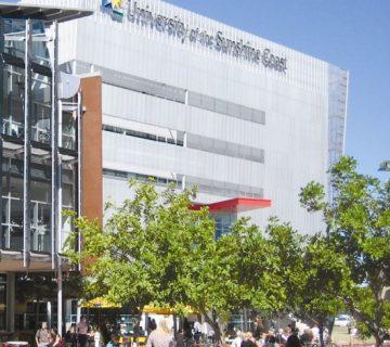بورسیه دانشگاه سان شاین