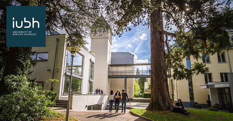 بورسیه دانشگاه IUBH آلمان