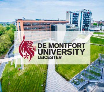 بورسیه دانشگاه دی مونت فورت