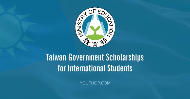 بورسیه دانشگاه ملی چیائو تونگ تایوان