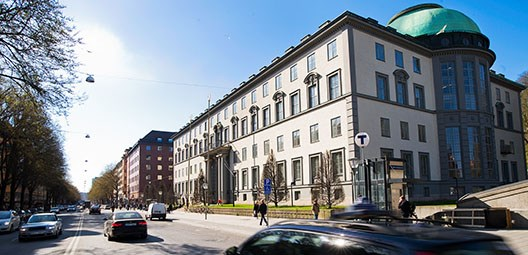 بورسیه دانشکده اقتصاد سوئد
