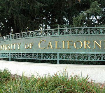 بورسیه دانشگاه کالیفرنیا