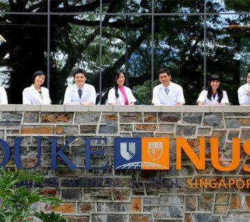 بورسیه پزشکی سنگاپور