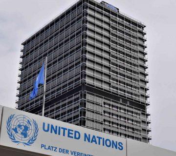 فرصت شغلی سازمان ملل