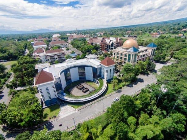 بورسیه دانشگاه اندونزی
