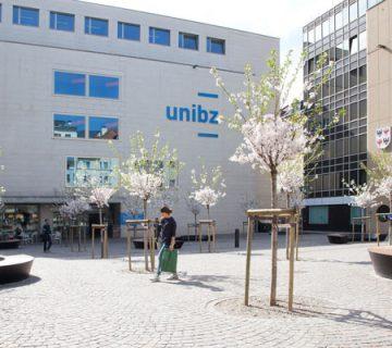 دانشگاه بولزانو ایتالیا