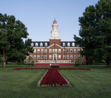 بورسیه دانشگاه ترانسیلوانیا آمریکا