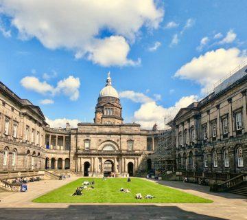 بورسیه دانشگاه ادینبرو اسکاتلند