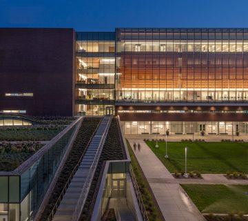 بورسیه دانشگاه کانزاس آمریکا
